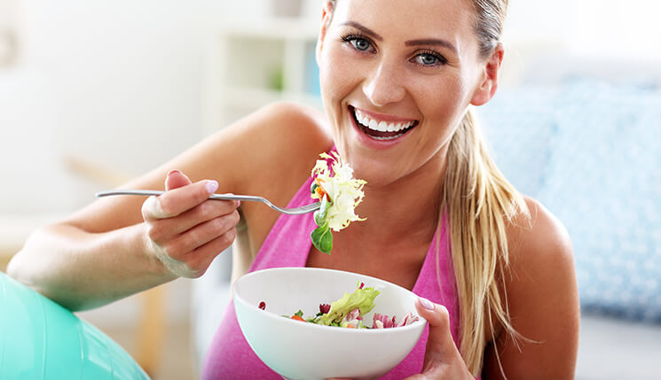 Rozpocznij indywidualny plan diety on-line
