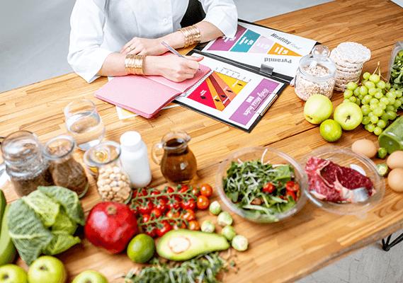 Etap 2 – właściwe odżywianie
